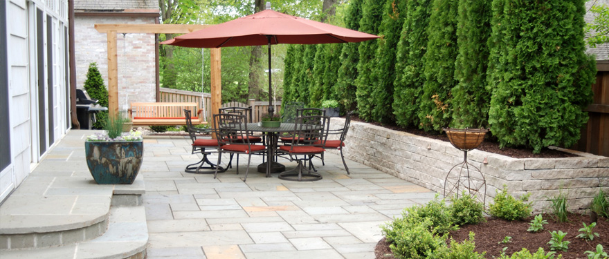 landscaping patio mn