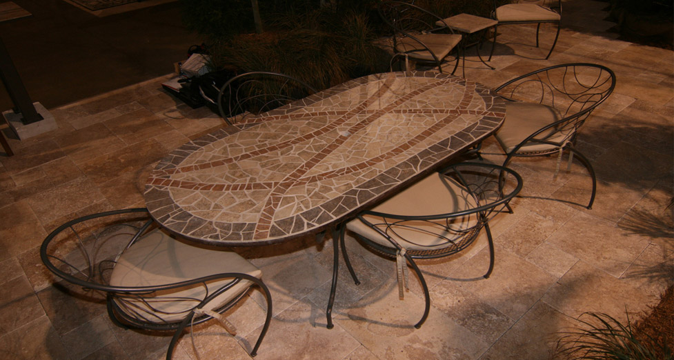 2010 Midwest Home Best Booth Award Patio Furniture