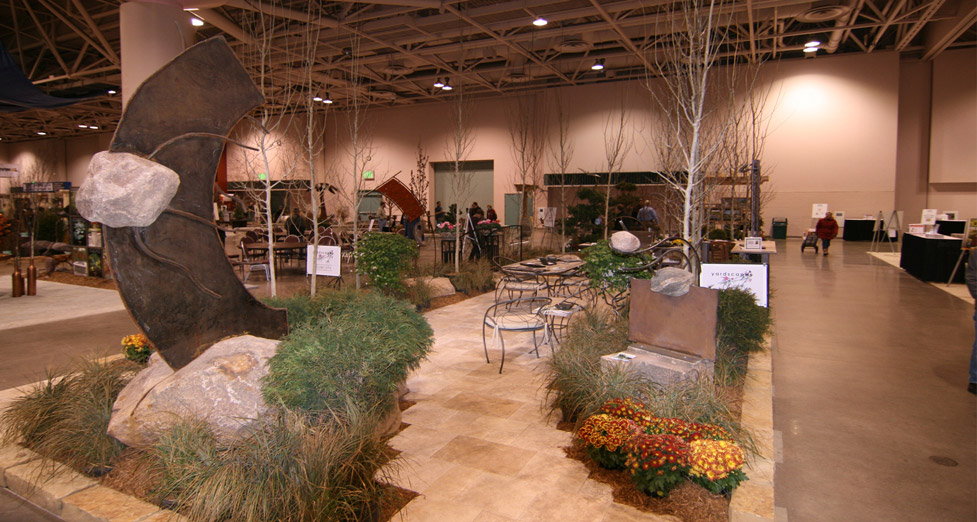 2010 Midwest Home Best Booth Award