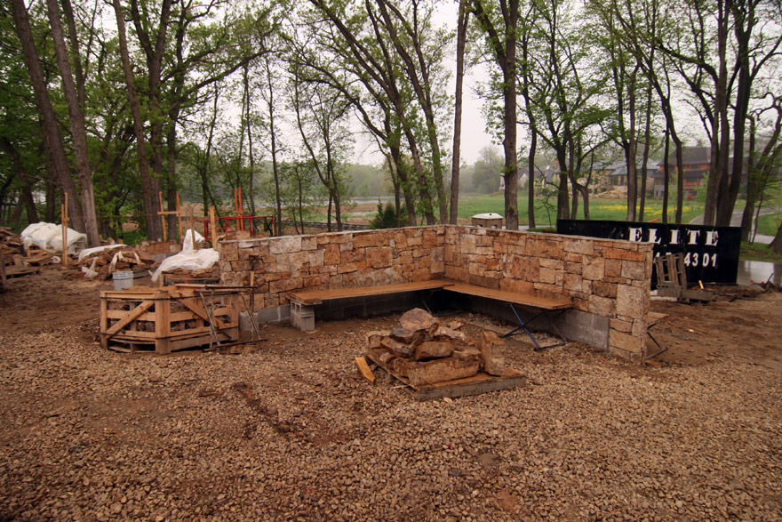 Stone Wall Construction Wayzata MN
