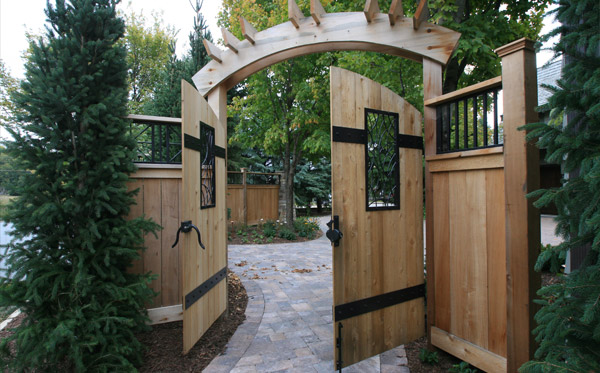 Landscaping Accents and Amenities