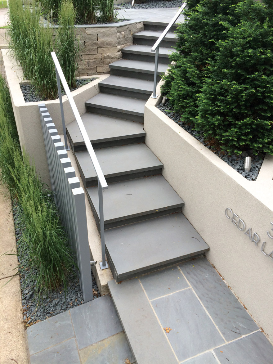 Minneapolis MN Exterior Stairs