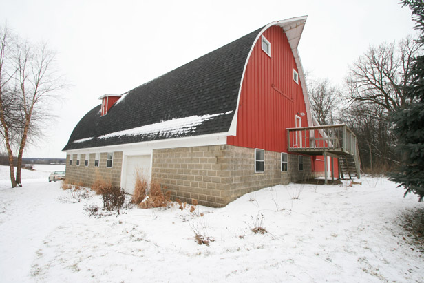 Barn Before in Farmington, MN