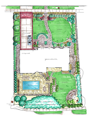 MN Landscaping and Pool Spa Design