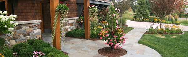 Front Entry and Front Yard Design