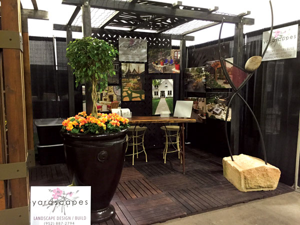 Success at minneapolis home and garden show 2017 yardscapes - Home and garden show minneapolis ...