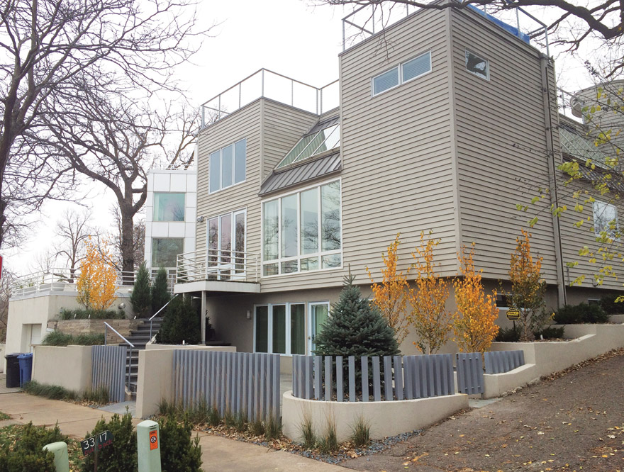 Minneapolis MN Exterior Finished