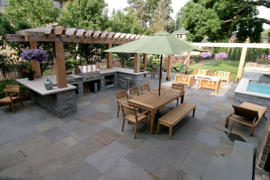 Minneapolis, MN Patio Design