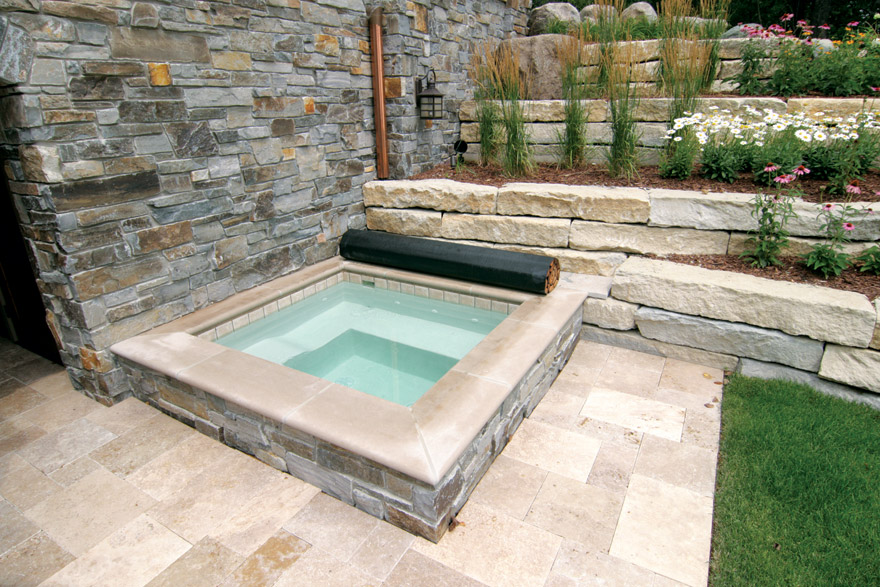 Minnetrista, MN Spa and Stone Work
