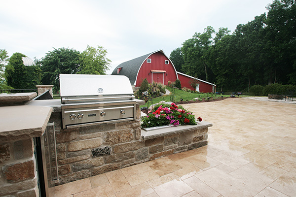 Yardscapes Farm Outdoor Kitchen Farmington Minnesota