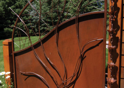 Custom Decorative Metal Screen