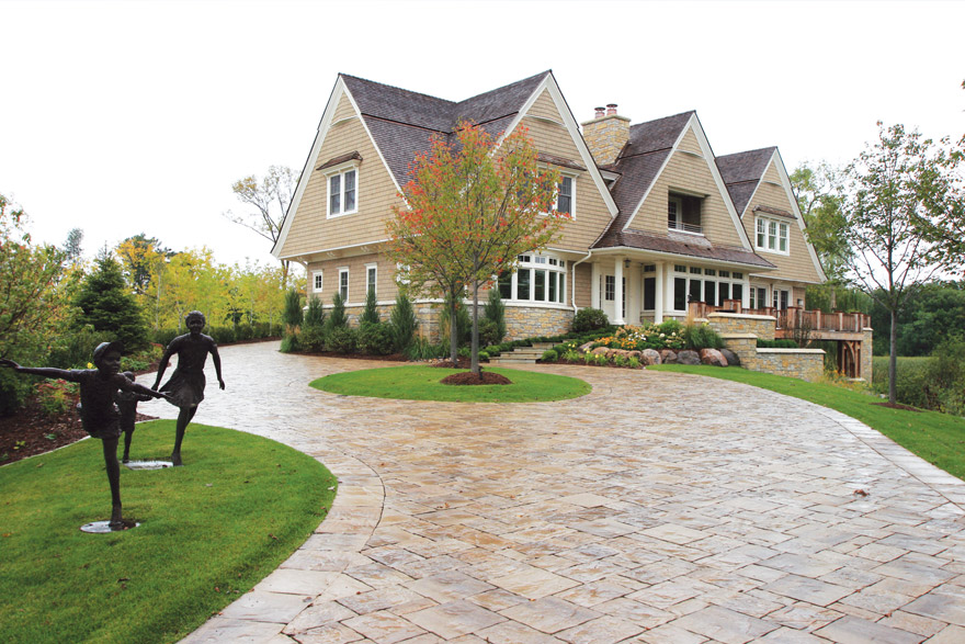 Driveway Design and Construction in Minneapolis-St. Paul