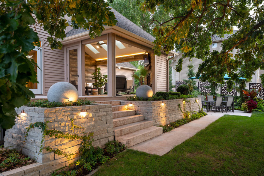 Eden Prairie Landscape Design and Construction