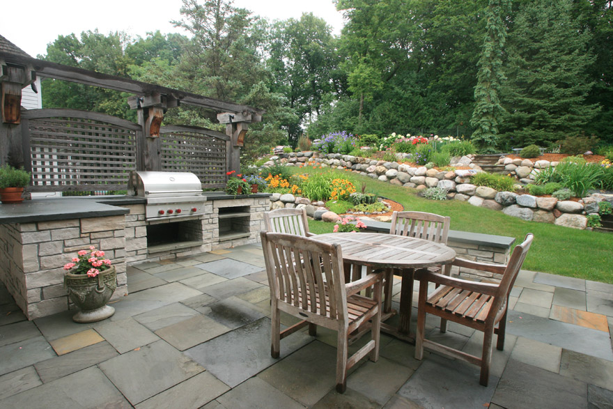 Outdoor Kitchens Ideas in Minnesota