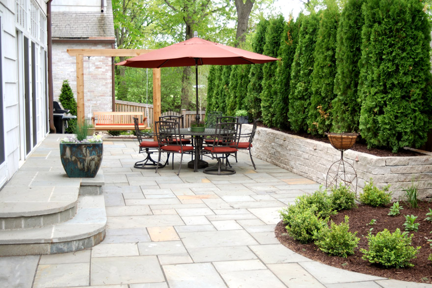 Patio Design and Landscaping in Minneapolis-St. Paul